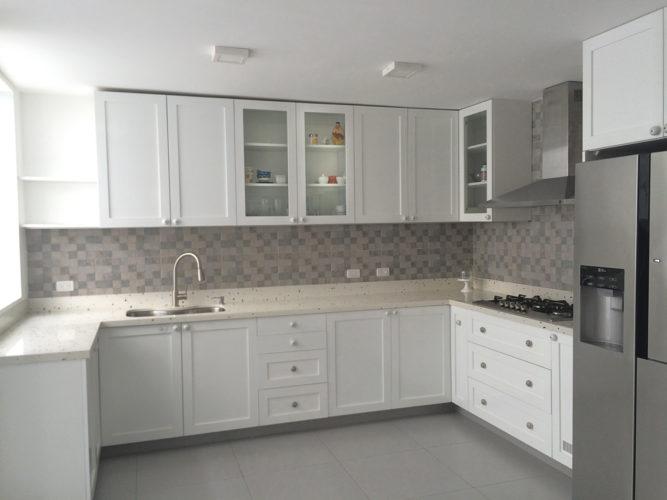 Cocina Casa La Aurora
