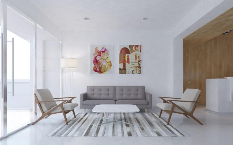 Diseño Interior Edif. Armendariz