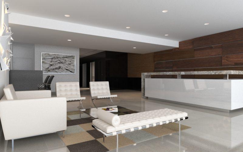 Diseño Interior Edif. Javier Prado